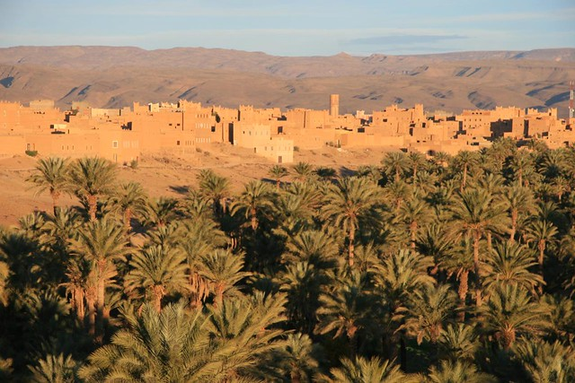 Photo du Village de Nkob au Maroc
