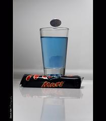 My First Picture On Mars (Zakaria Salhi) Tags: mars money colors studio fire amazing nikon flash bleu morocco maroc mm nikkor 18 50 rabat d300 sb800 zakaria strobist salhi
