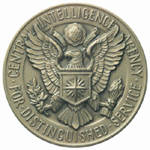 CIA medal Distinguished Intelligence Medal