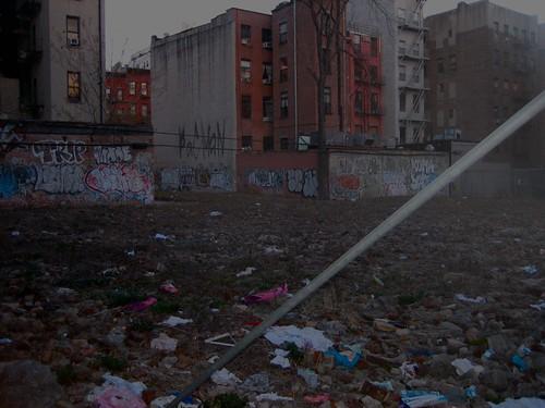New York's inner emptiness