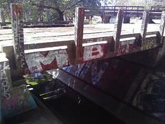 Mbt (graffiti oakland) Tags: graffitimbtstoxkitoaklandeasttunnelwoodbursthazecreeksanleandro