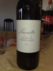 prunotto barolo 2004 (_ilan) Tags: 2004 wine bottles labels barolo winelabel prunotto