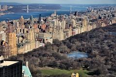 Central Park-Upper West Side New York (fotoren) Tags: nyc ny newyork centralpark upperwestside hudson georgewashingtonbridge