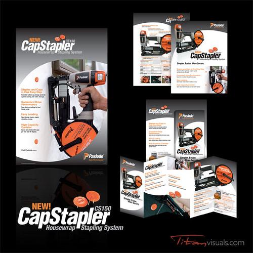 Paslode CapStapler