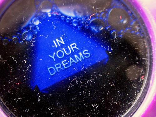 in ur dreamz