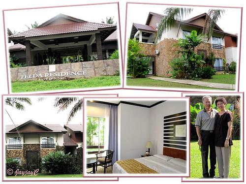 Felda Residence Hot Springs (Sungai Klah Hot Springs Park) - the residential hotel