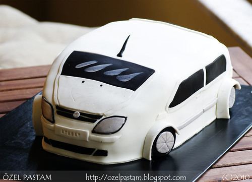 Hyundai Getz Pasta / Hyundai Getz Cake