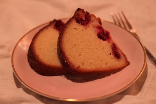 sour cream pound cake 1