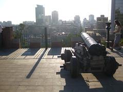 Canon Over City