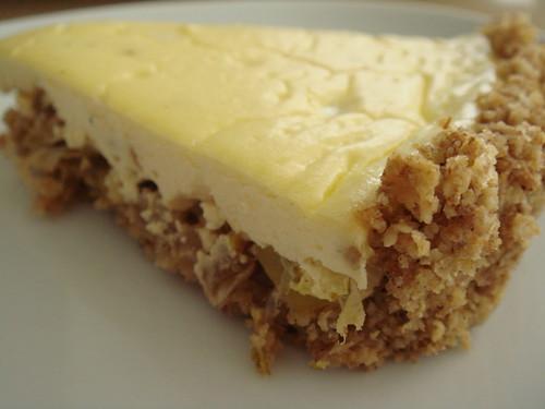 Onions & Leeks Goat Cheese Tart