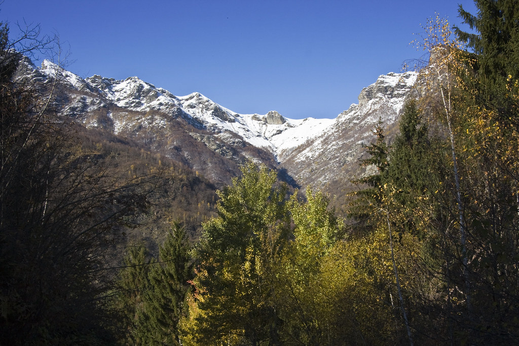 Alpe Mera, Landscape