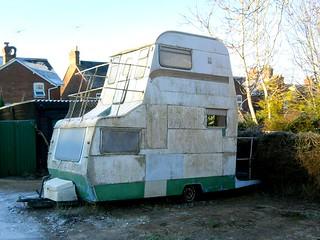 Doubledeck Caravan