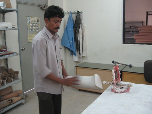 Artificial Limbs Project - Workshop 1
