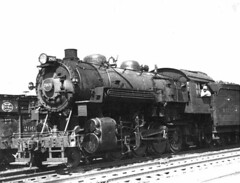 B&O Consolidation type 2-8-0 number 2921.  This B&O Consolidation 2-8-0 type was not glamorous, but it did its job too.  It looks as if never even got a superheater.