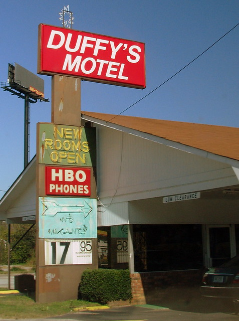 Duffy's Motel - Only $17.95 a night
