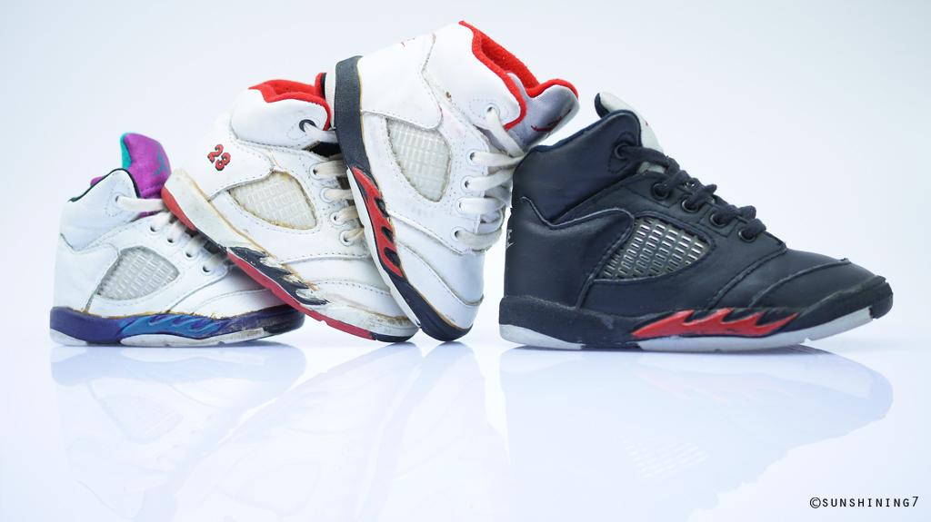 1995 Bébé Air Jordans
