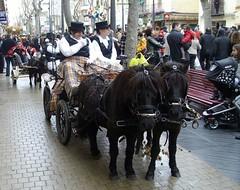 sant antoni tres tombs vilanova 2010 carriage rambla