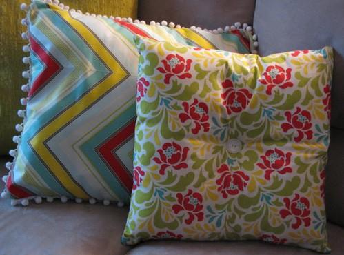 Pop Garden LR Pillows