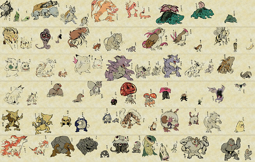 pokemon medieval