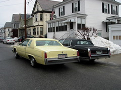 DSCN2690 (sixty8panther) Tags: door winter 2 two usa black classic cars car yellow sedan lights boat back big 1982 whitewalls automobile gm antique dr 1987 massachusetts pair tail rear vanity 1988 plate cadillac american 1984 classics huge 1981 plates 1978 1989 1983 rearview mass 1986 1977 deville 1980 2008 1985 sidebyside 78 1979 77 83 coupe v8 87 79 fleetwood lowell hubcaps landyacht generalmotors brougham classylady whitewalltires bigblock 425 wirewheels delegance 4door whiteinterior naplesyellow cubicinches cadillacfleetwoodbrougham