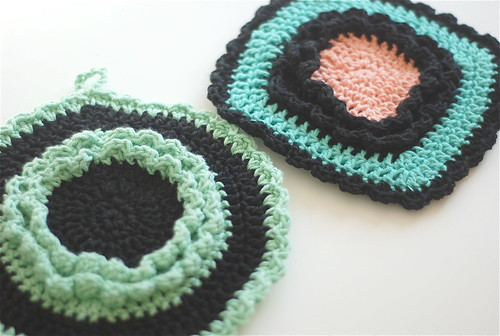 your nana's potholders