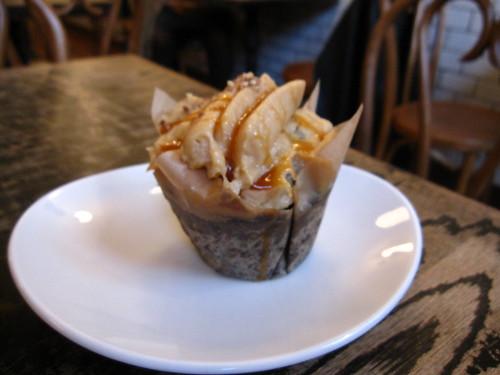 Fleur De Sel Cupcake