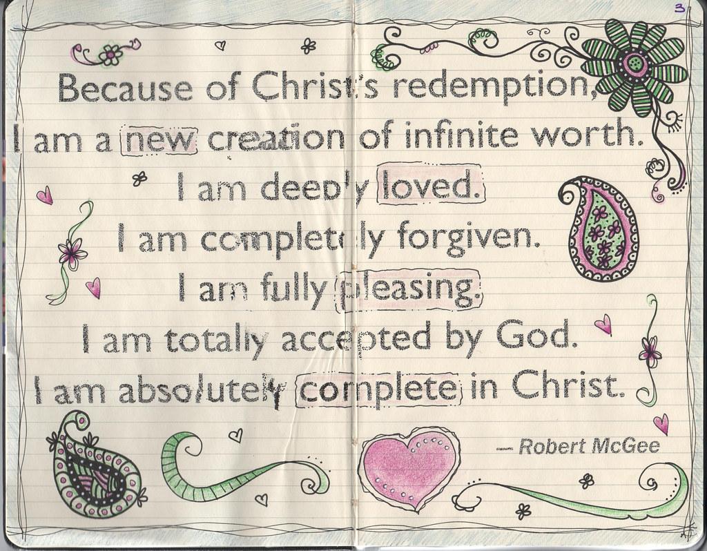 7-2010 // I am deeply loved
