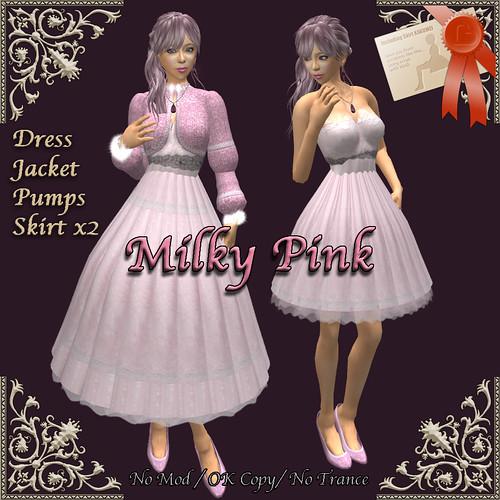 MilkyPink