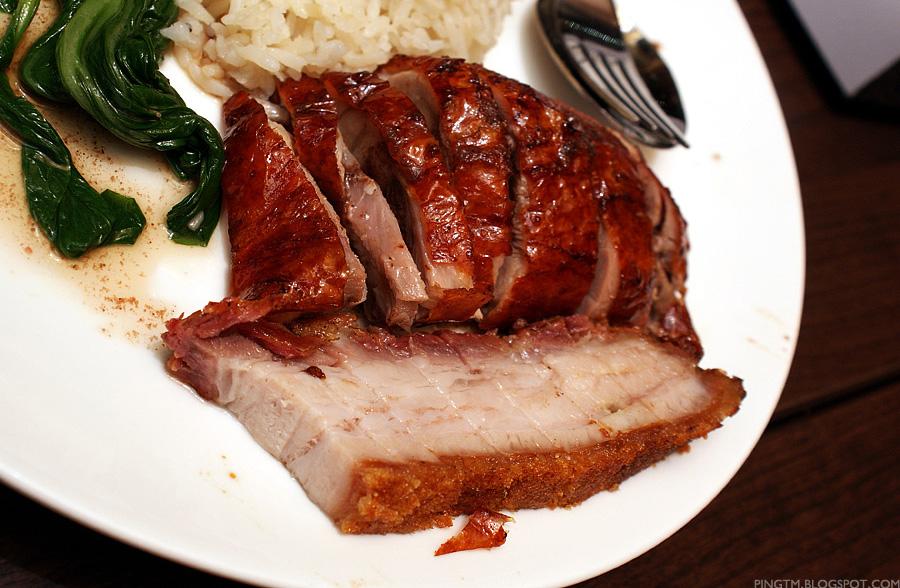 烧鸭+烧肉