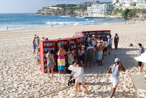 Book lovers bonanza at Bondi by on_line_writer.