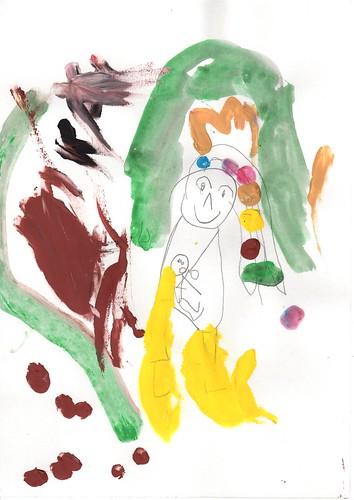 Picasso - Maternità