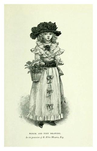 015- Dibujo a lapiz y tinta-Kate Greenaway 1905- Marion Spielmann y George Layard