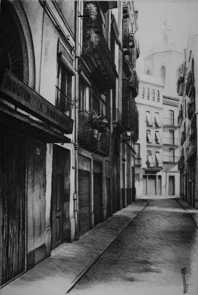 calle corretgeria - Valencia