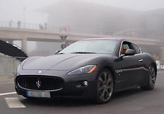 Maserati Grantourismo S (VincePhotography) Tags: auto black art car fast s exotic expensive rare supercar maserati sportscar carspotting dreamcar grantourismo ogp maseratigrantourismo autogespot autospotter maseratigrantourismos