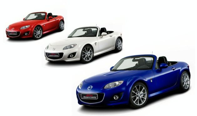 Mazda MX-5 20th Anniversary Special Edition