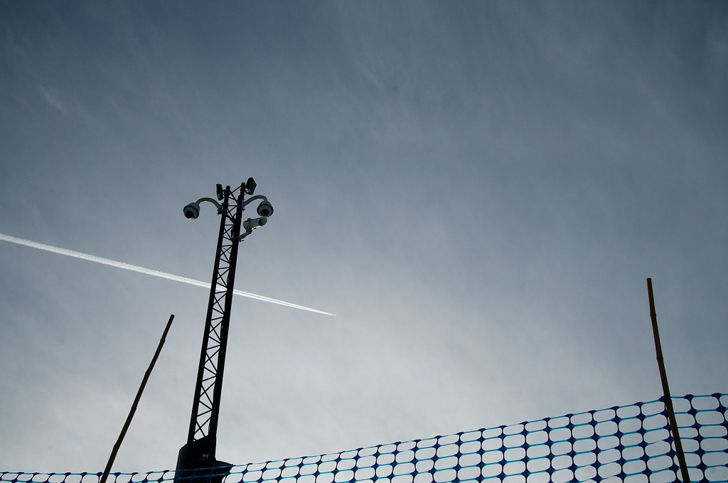 Surveillance in the Sky