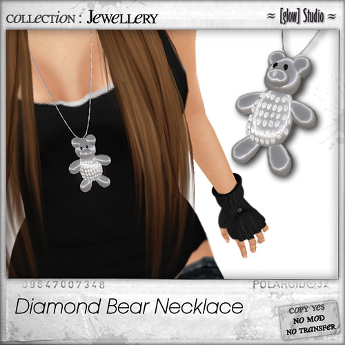 diamond bear