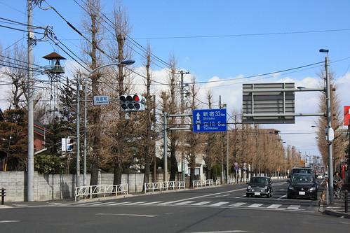 高倉の火の見櫓