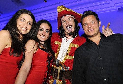 Captain Morgan at Eden Roc Party