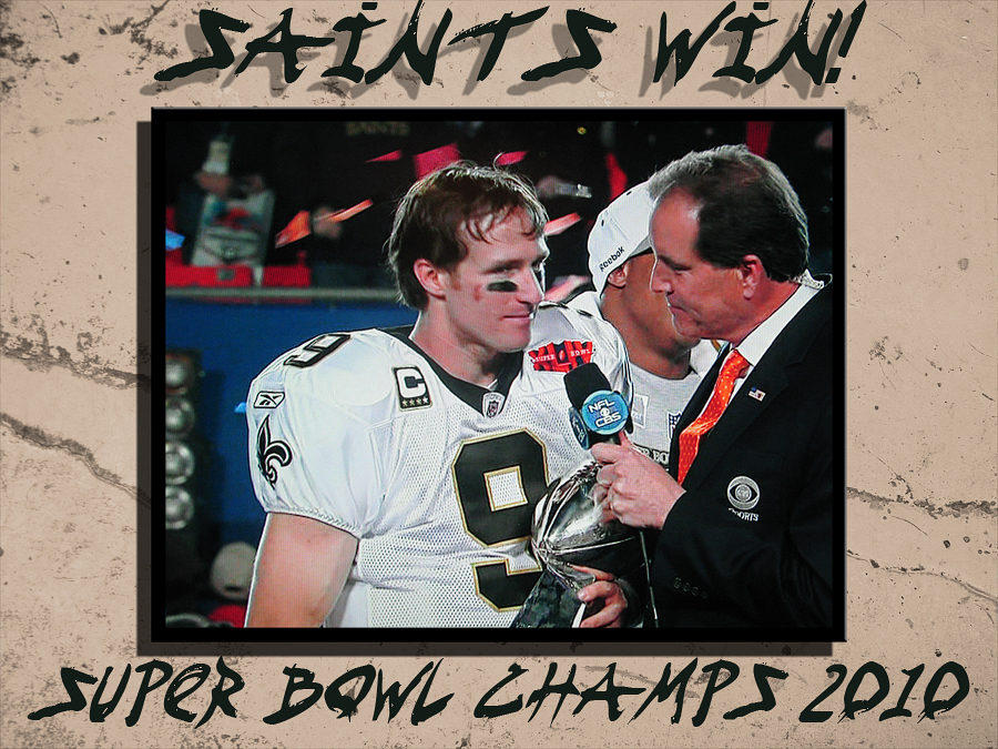 ~ 38/365 SAINTS WIN ~