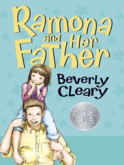 4339803488 6c2f950581 m Top 100 Childrens Novels #94: Ramona and Her Father by Beverly Cleary