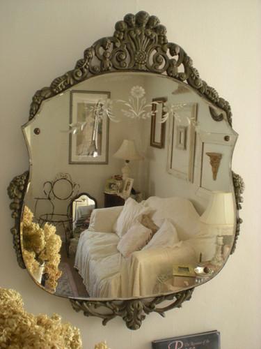 ~Ornate Vintage Mirror~