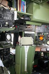 Boeing KC-97G (53-0230) Navigator's Station (dlberek) Tags: cockpit navigator flightdeck tanker usairforce c97 kc97 doverairforcebase stratotanker restoredaircraft transportaircraft airmobilitycommand preservedaircraft airmobilitycommandmuseum inflightrefueling museumaircraft 530230 militarytransports