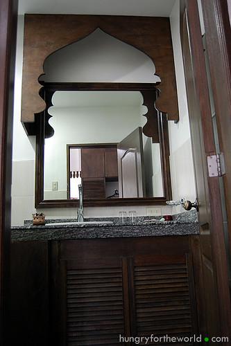 Andanita Taj - Restroom