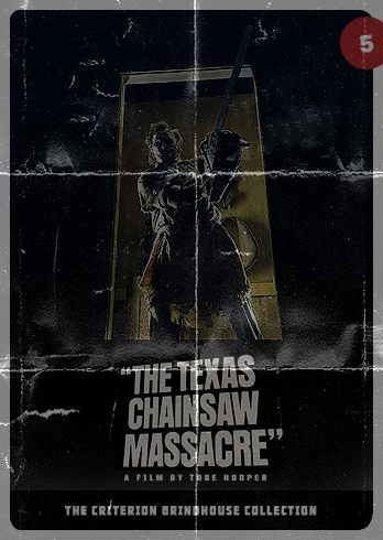 Criterion Grindhouse #5: The Texas Chainsaw Massacre