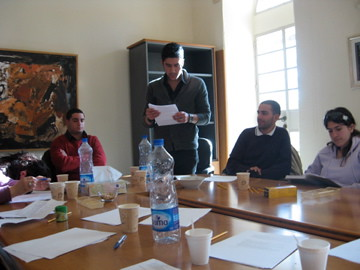 Palestine Writing Workshops: Spoken Word with Remi Kanazi