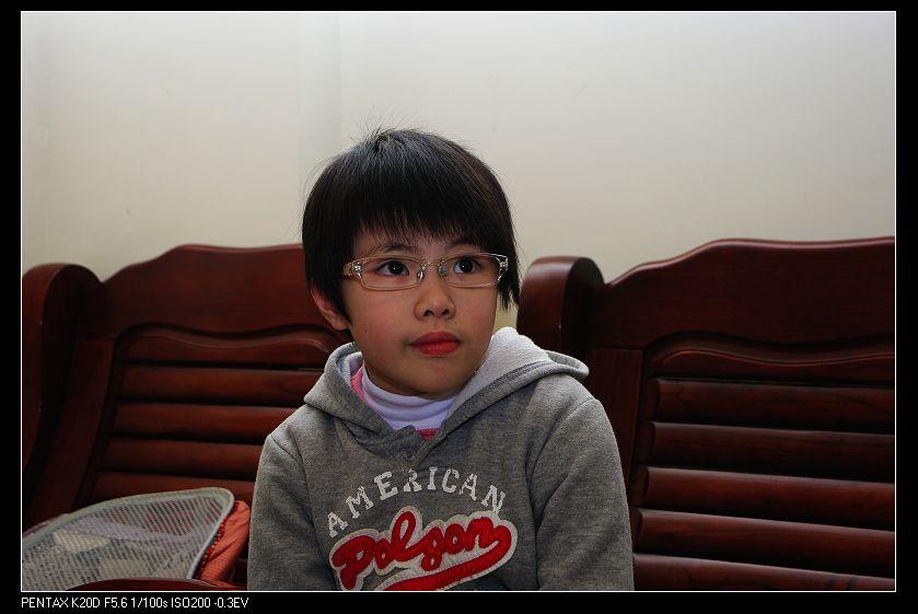 2010/02/13 到阿松家吃年夜飯!