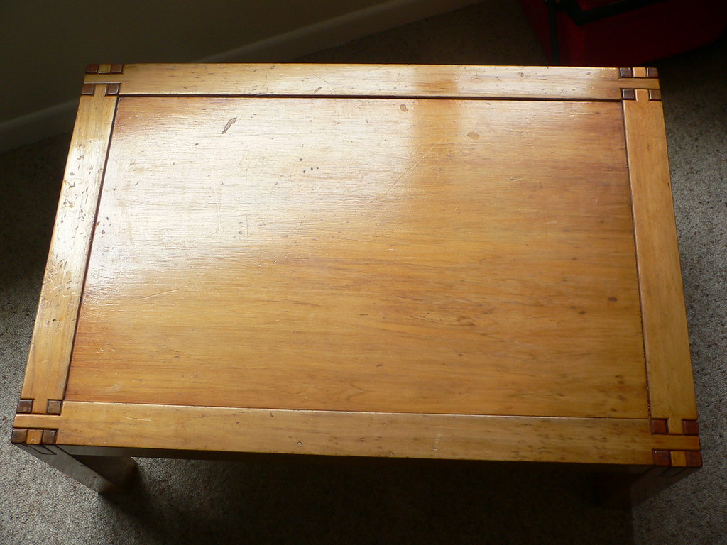 Josh's coffee table