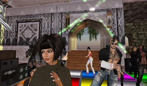 raftwet at coca tink anniversary party