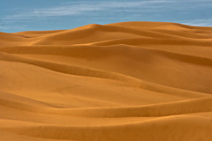 4th, the dunes are every where! ( ) Tags: africa sea me sahara sand dunes south north east middle libya lybia libyan libia    fezzan
